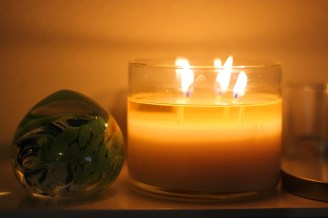 January 6, 2013: Candle