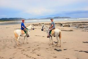 CR Beach Horses