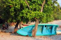 CR Boat on Beach
