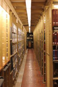 January 10, 2013: Library Hallway