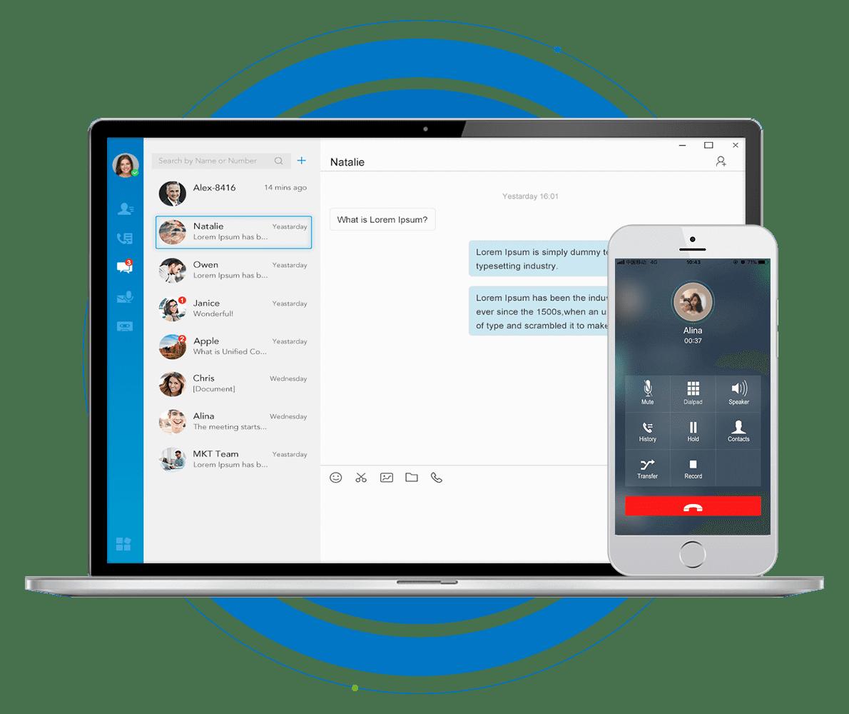 Linkus Softphone