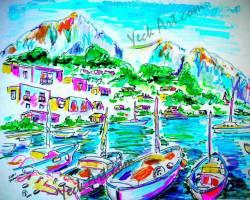 Capri 14x11 / 2007