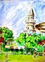 Jeckyll Island 9x14 / 2011