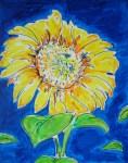 Sunflower II 8x10 / 2010