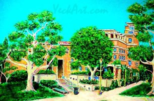 UCLA Law 30x20 / 2007