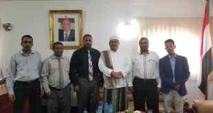 مجلس الإدارة بالمدرسة اليمنية سلانجور يلتقي بسعادة السفير الدكتور عادل باحميد