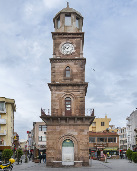 3.canakkale saat kulesi