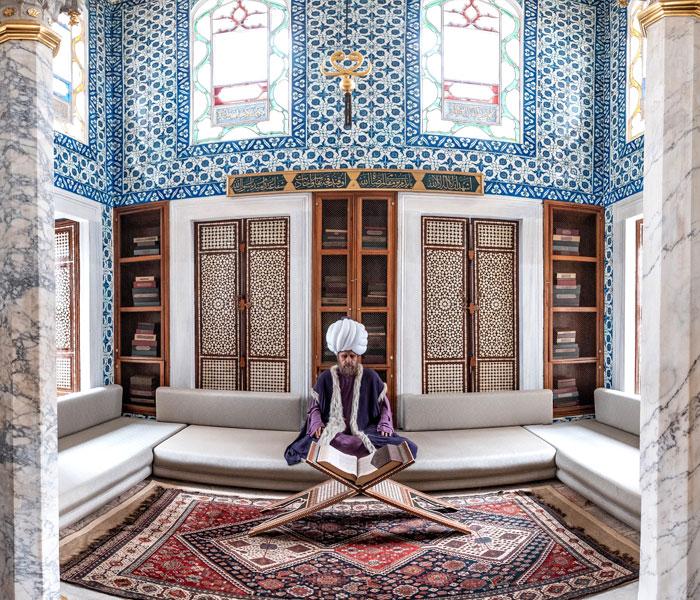 osmanlı kütüphane