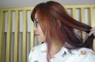 【新店染髮推薦】寵愛護髮X流行韓系短捲髮-Worhair 七張店