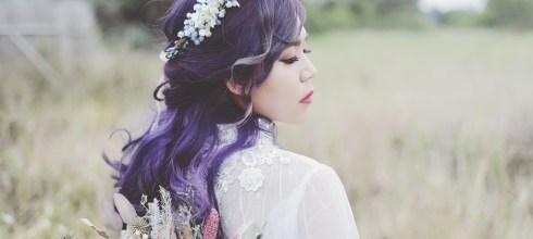 美髮--【三重染髮推薦】冬季的紫色魔法。星空魅力XWor Hair Salon