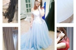 │Wedding│厚片女孩也能穿上美美的禮服。夢幻婚紗挑選之旅x囍聚婚禮創意館