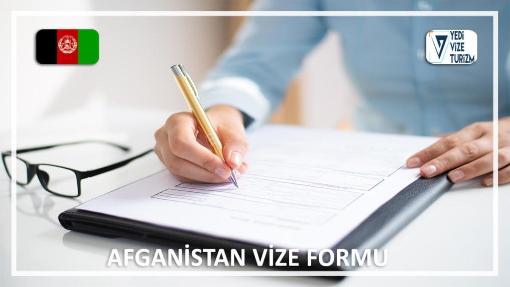Vize Formu Afganistan