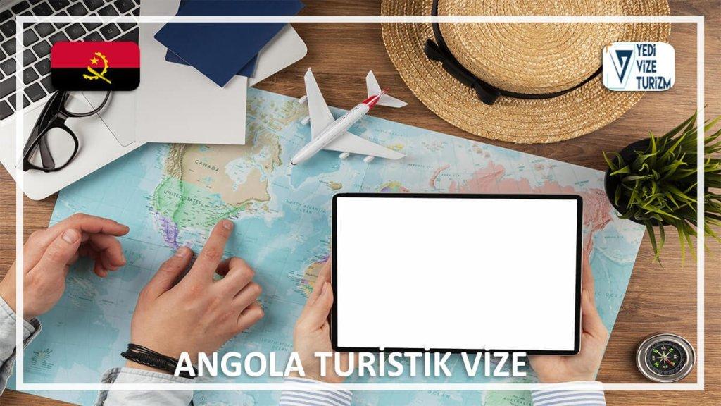 Turistik Vize Angola