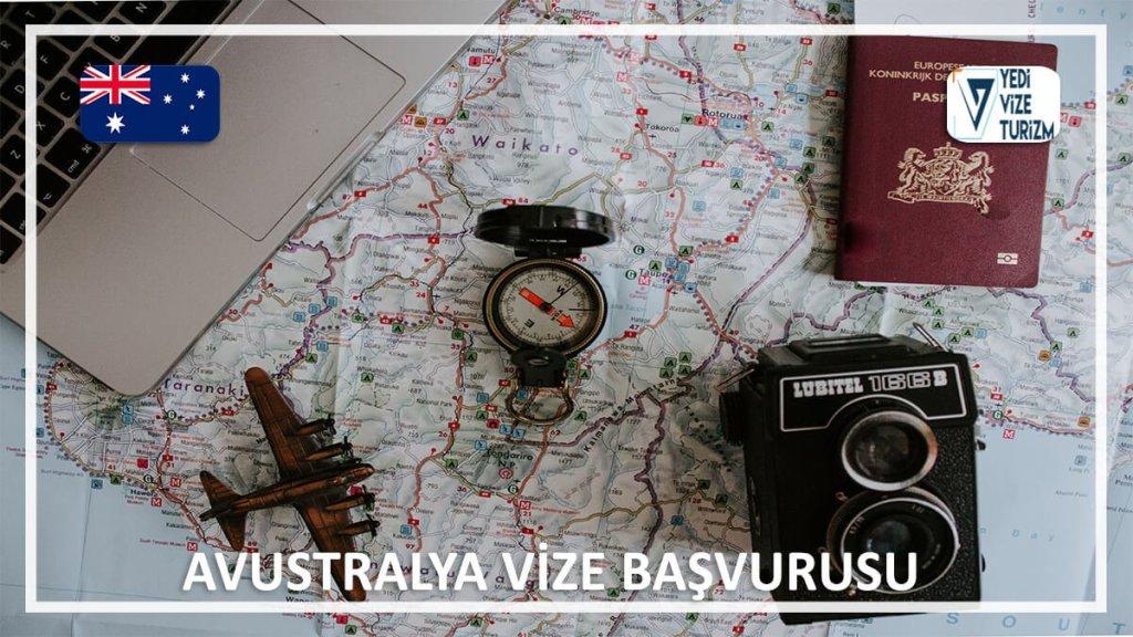 Vize Başvurusu Avustralya