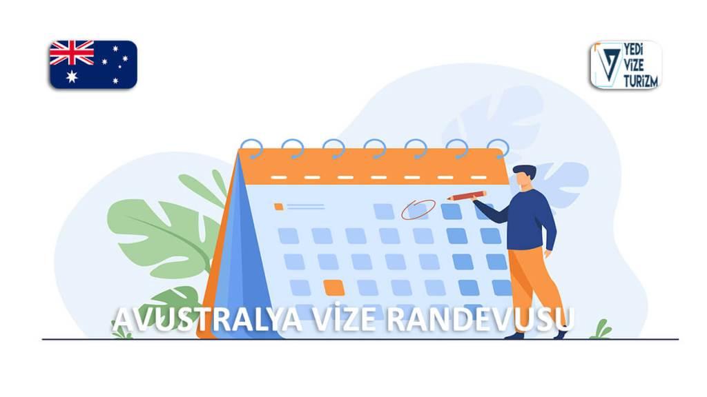 Vize Randevusu Avustralya