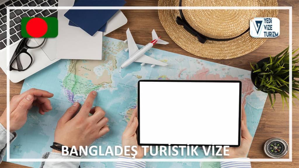 Turistik Vize Bangladeş