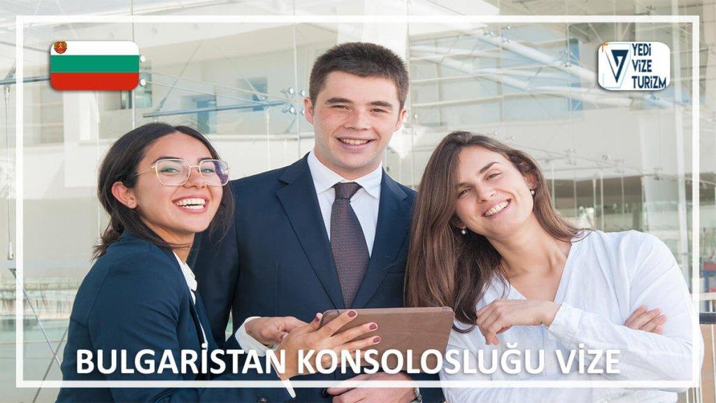 Konsolosluğu Vize Bulgaristan