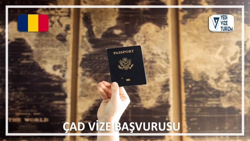 Vize Başvurusu Çad