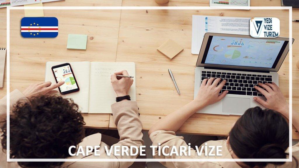 Ticari Vize Cape Verde