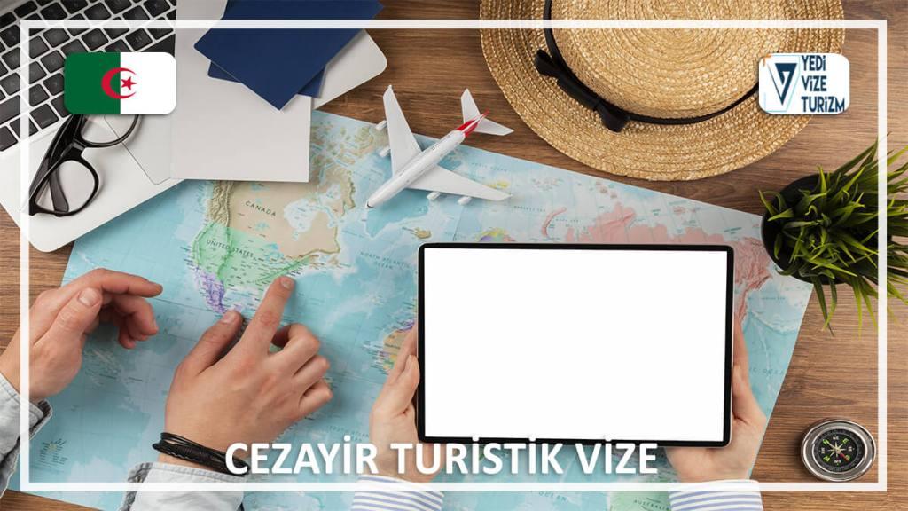Turistik Vize Cezayir