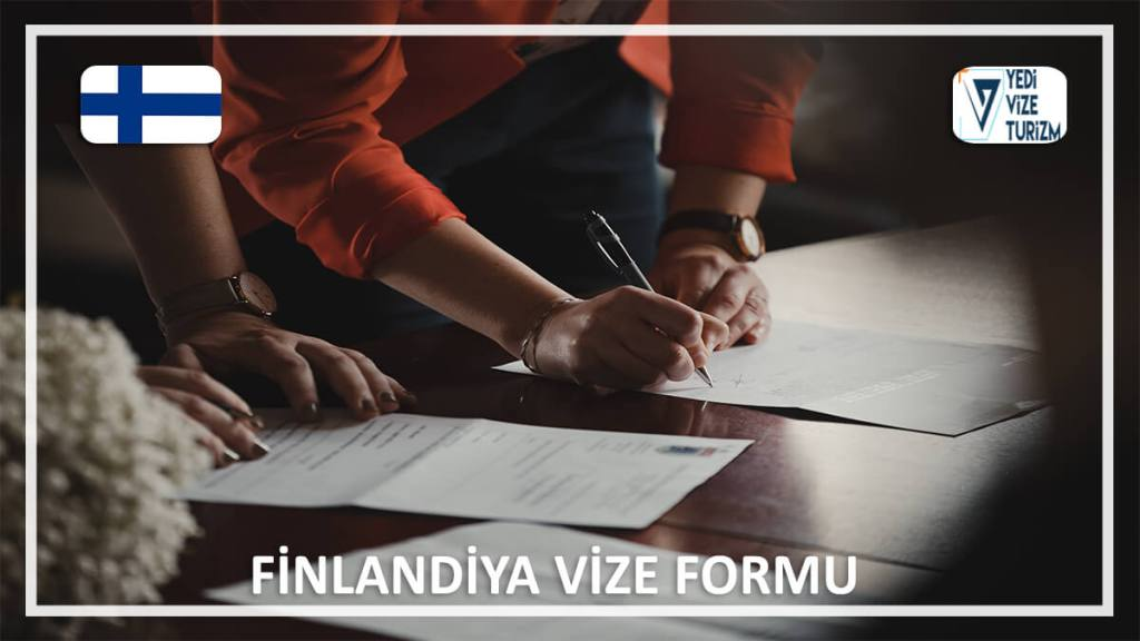 Vize Formu Finlandiya