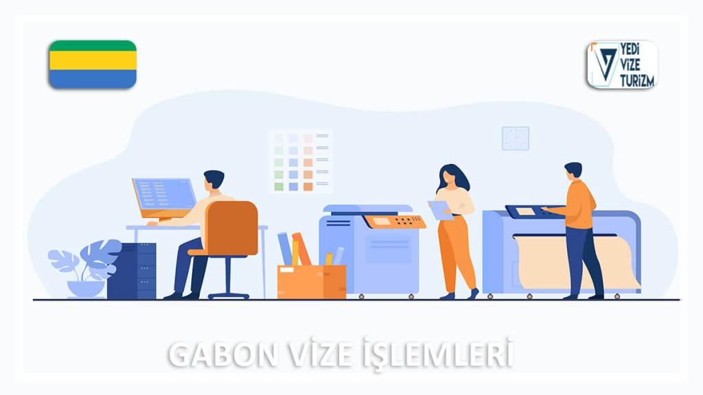 Vize İşlemleri Gabon