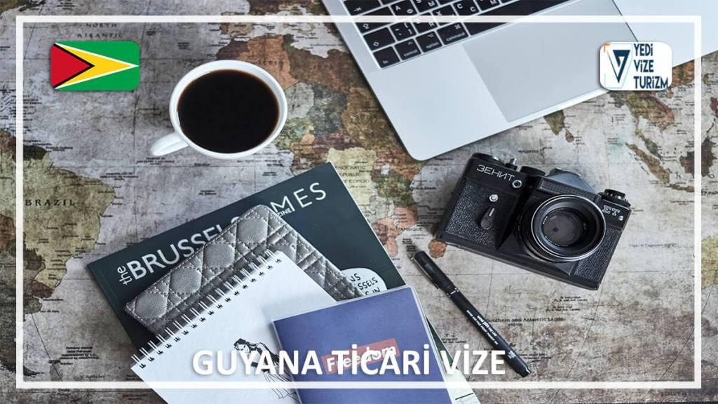Ticari Vize Guyana