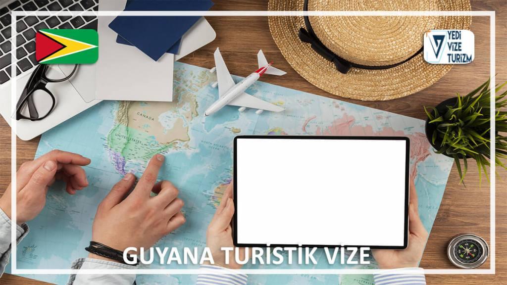 Turistik Vize Guyana