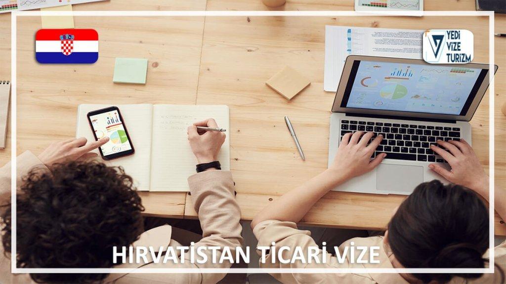 Ticari Vize Hırvatistan