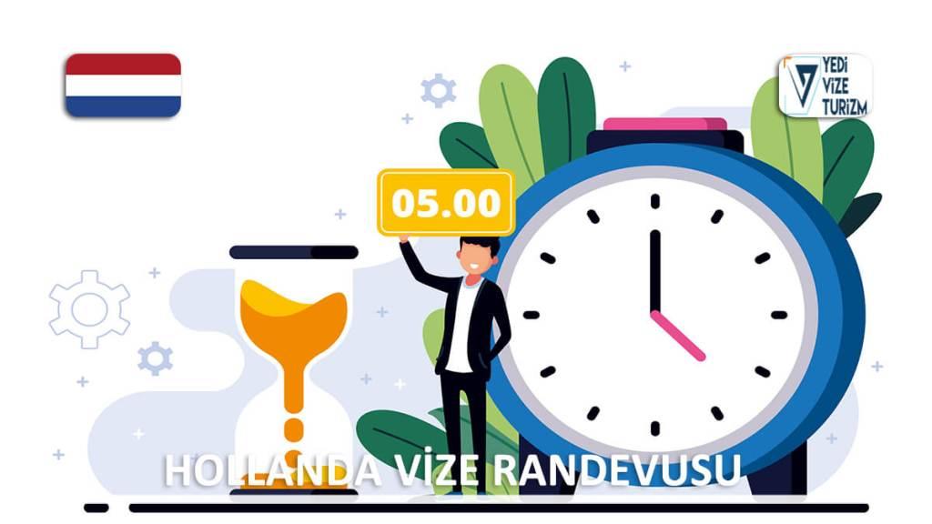 Vize Randevusu Hollanda