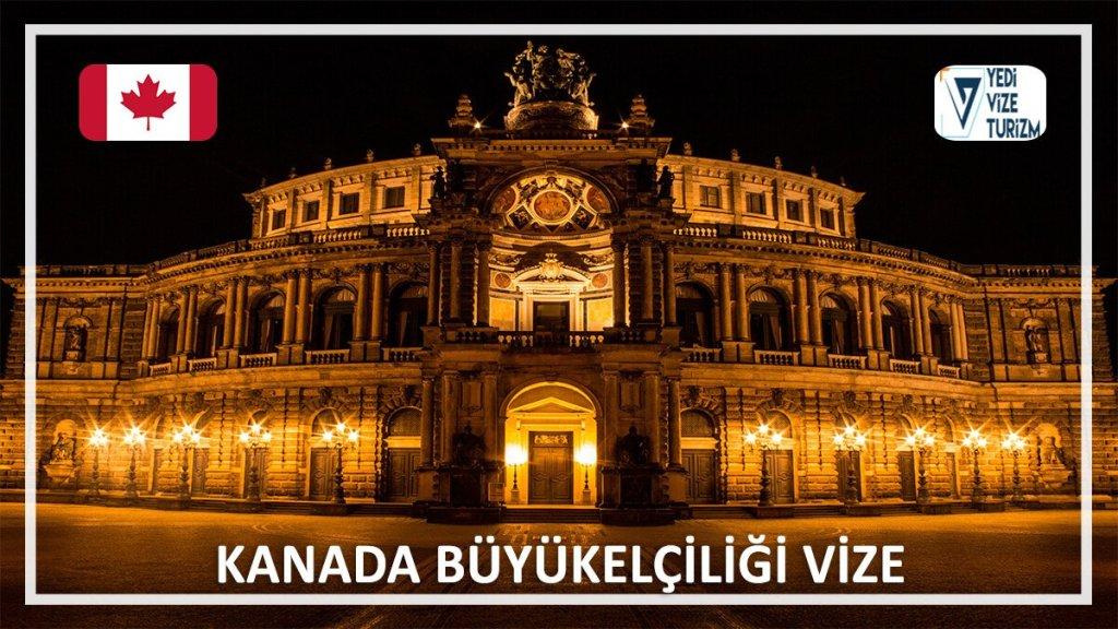 Büyükelçiliği Vize Kanada
