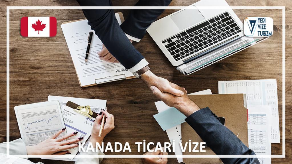 Ticari Vize Kanada