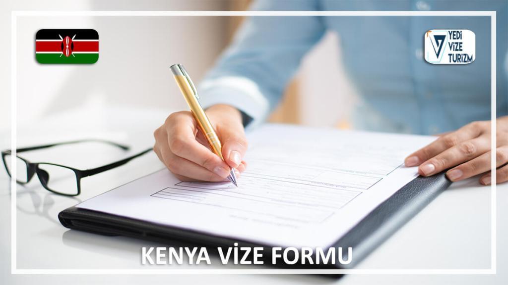 Vize Formu Kenya