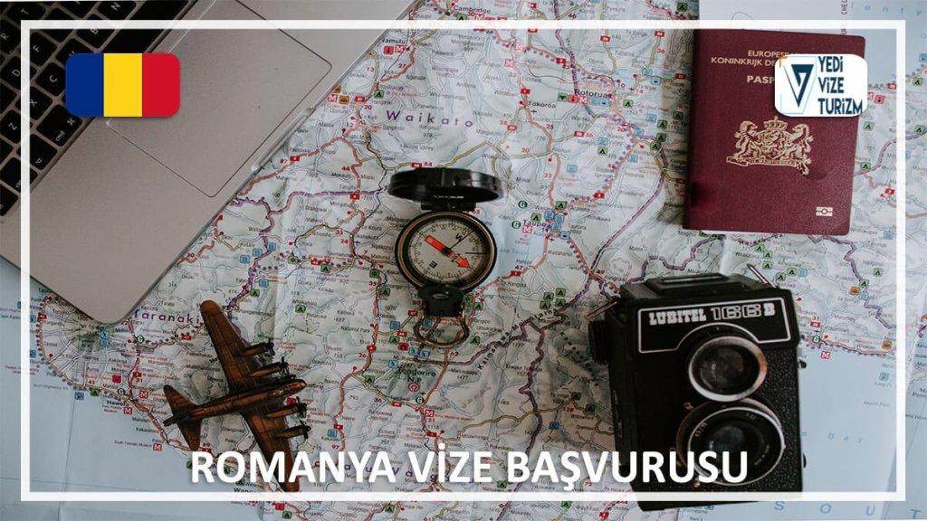 Vize Başvurusu Romanya