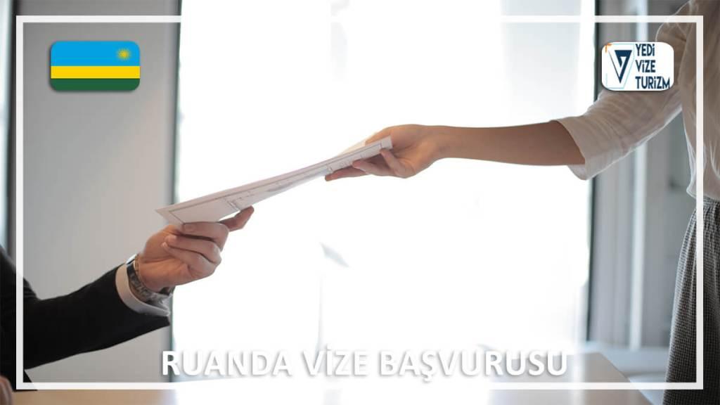 Vize Başvurusu Ruanda