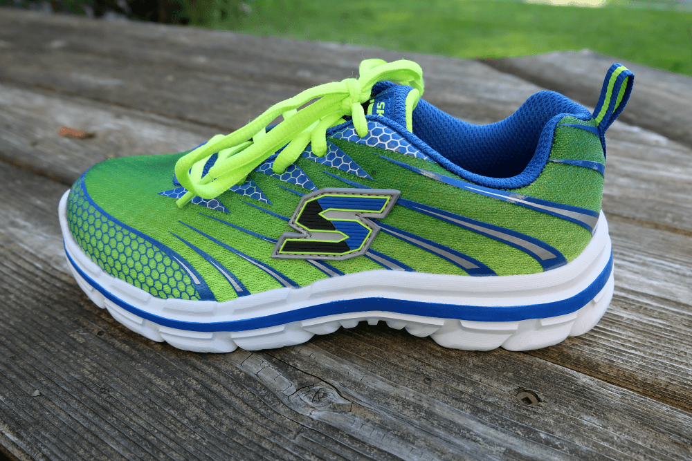Skechers For Kids Comfortable Play & GIVEAWAY Yee Wittle
