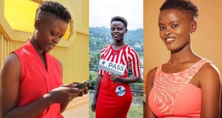Reba amafoto utigeze ubona ya Mwiseneza Josiane, uhabwa amahirwe ...