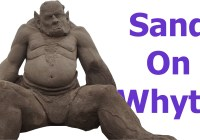 Sand On Whyte Calls You Ogre