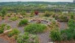 Medicine Wheel Garden Opens Downtown