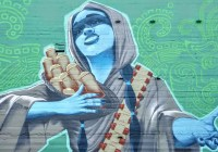 Graffiti Fest Puts Murals on the Map