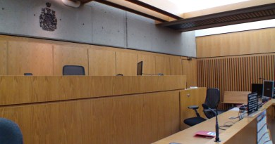 Touring the Law Courts