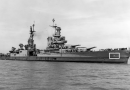 USS Indianapolis Located in Philippine Sea