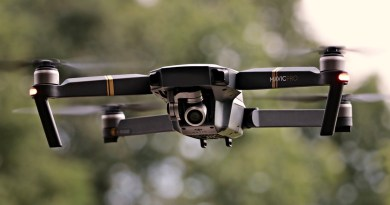 Role of The Drones Technology For Insurance Industry