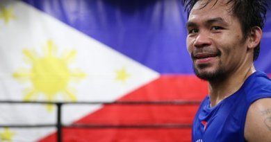 Manny Pacquiao at 40 still a Champion