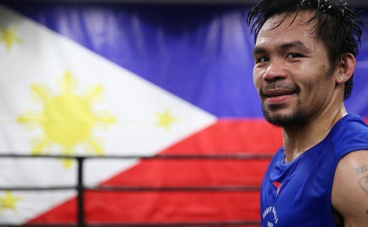 Manny Pacquiao at 40 still a Champion