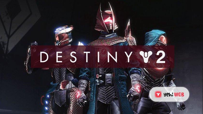 Destiny 2 - Yehiweb
