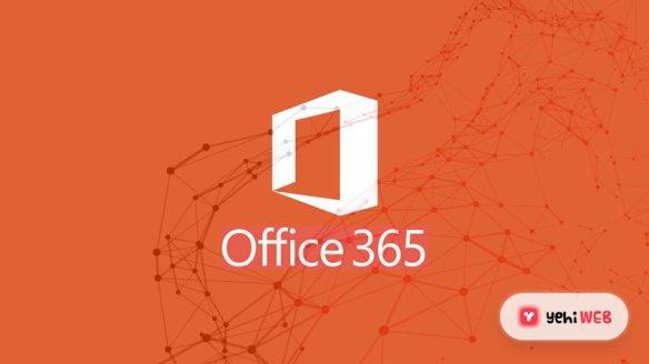 Office 365 Banner Yehiweb