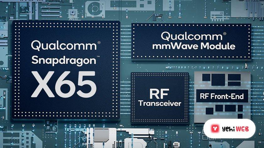 Qualcomm Releases World's First 10 Gigabit 5G Modem-RF System