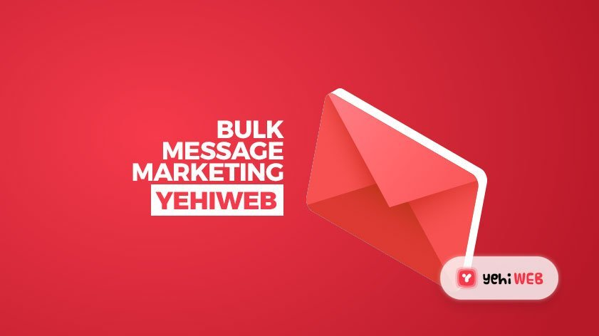 Bulk message marketing is becoming more popular, so take advantage of it. 2021