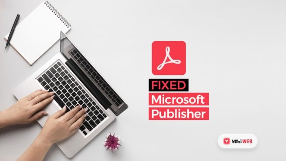 Microsoft Publisher Fixed - Yehiweb
